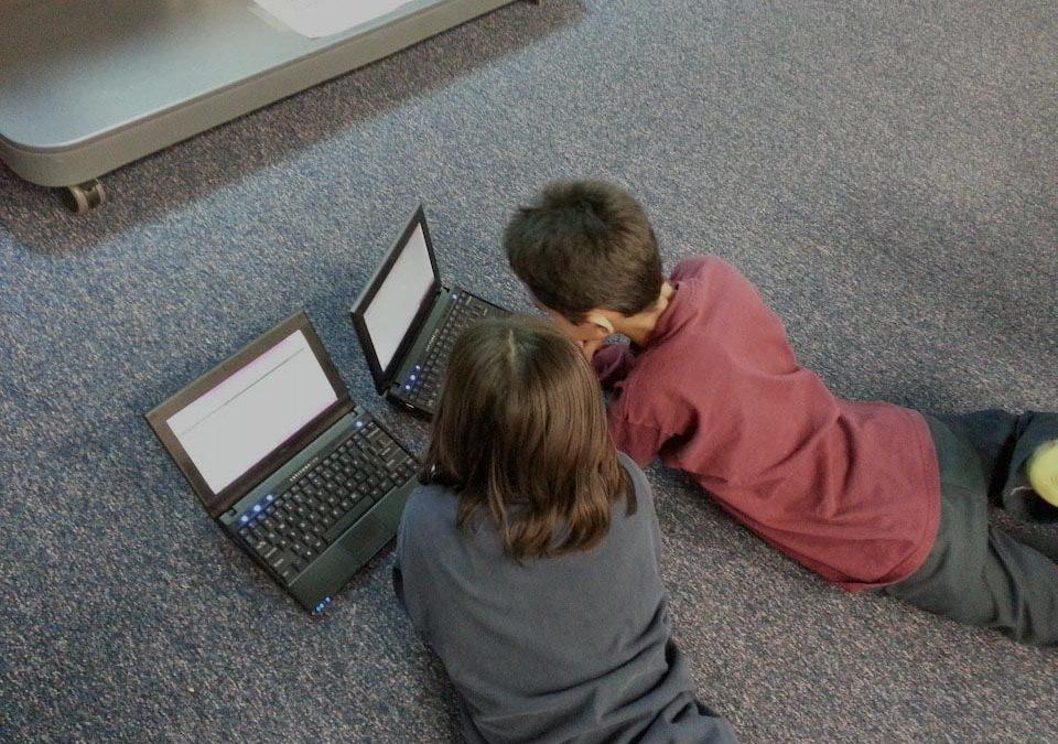Därför ska du lära ditt barn programmera!